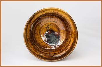 Verigated Bowl