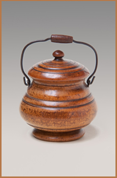 Peaseware Jar