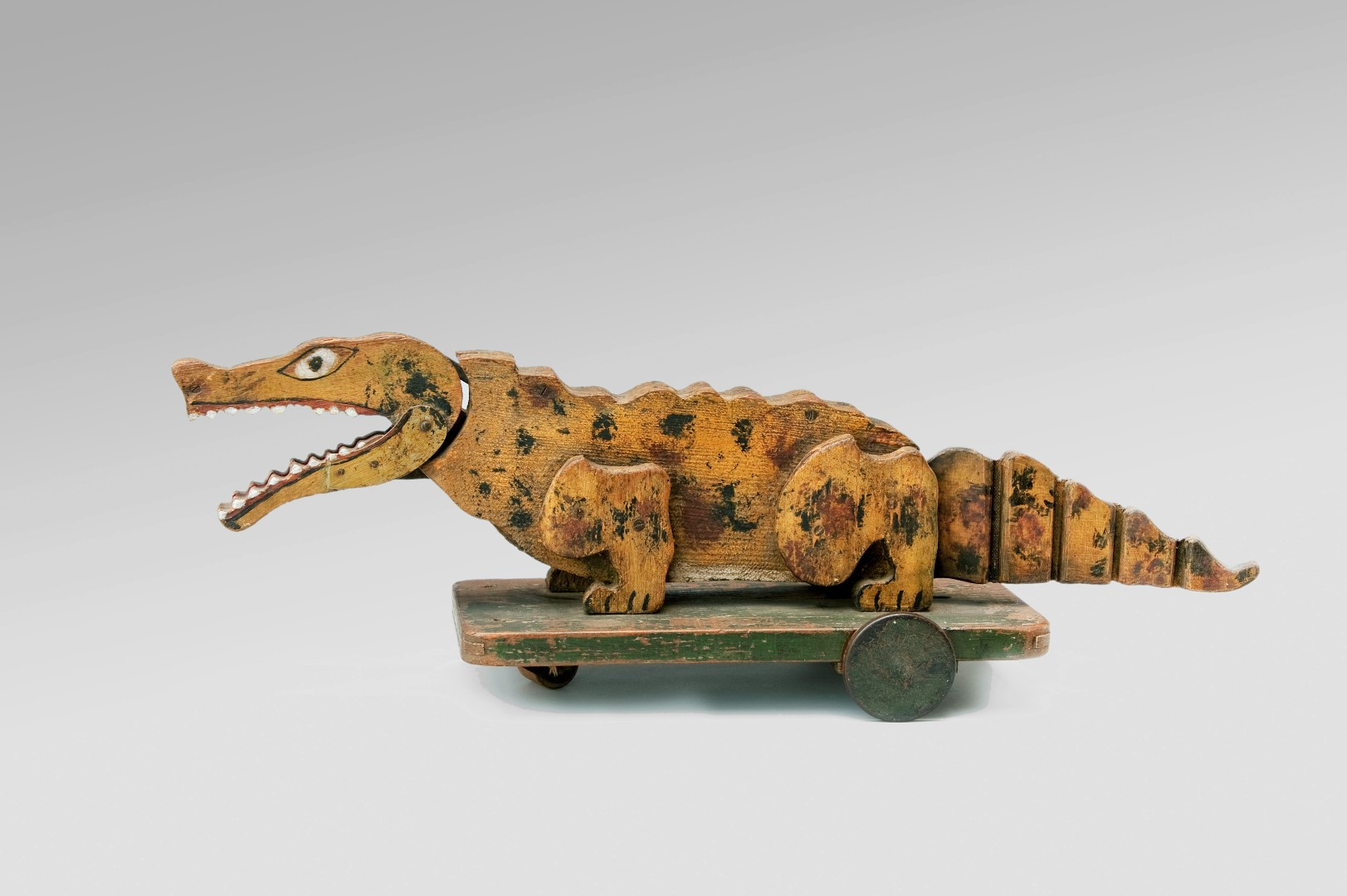 Image of A painted Sopwith Crocodile 1919