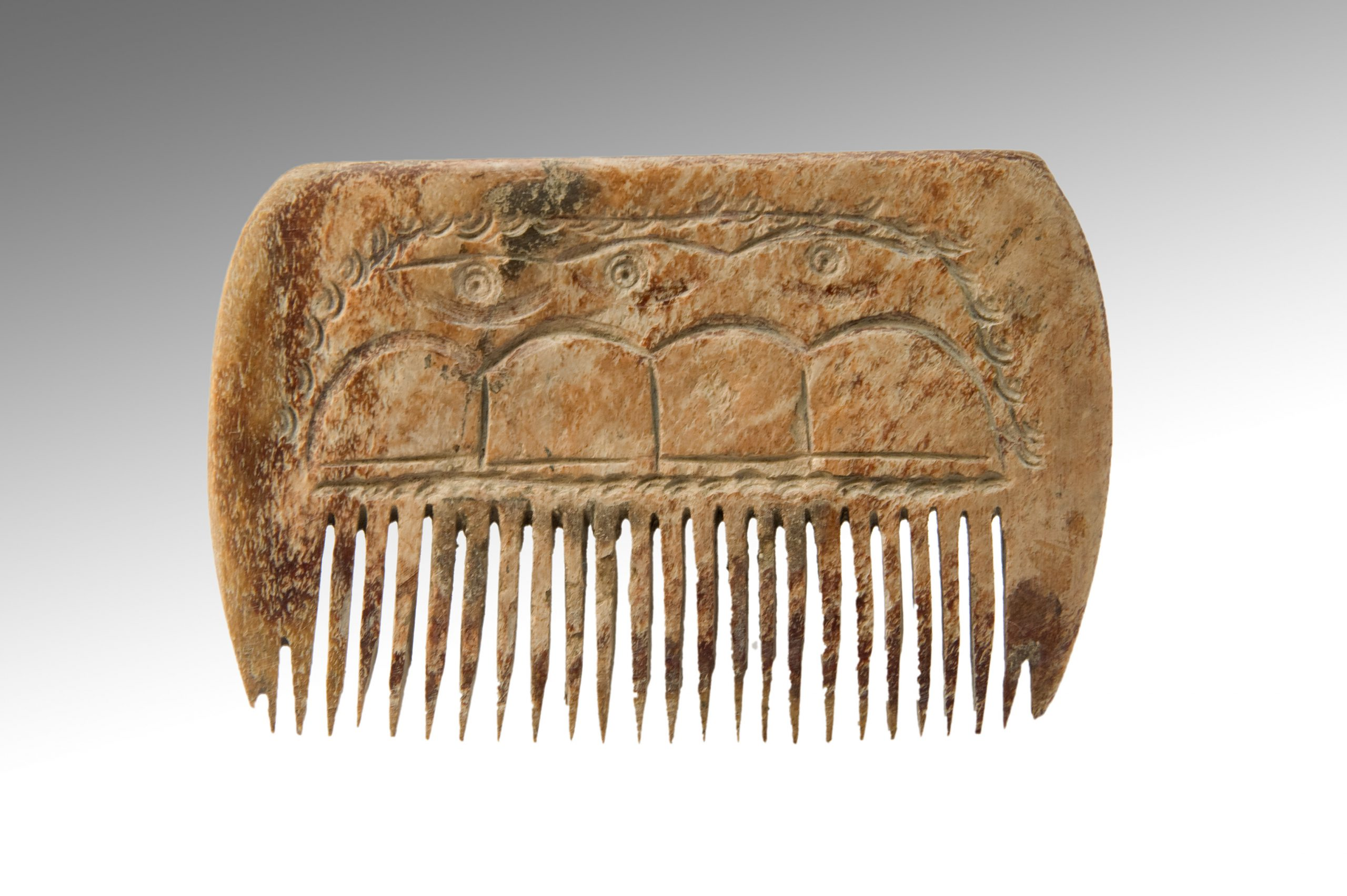 Image of An Early Medieval Bone Comb