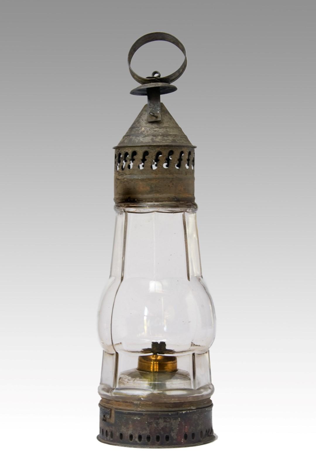 A Whale-Oil Lantern