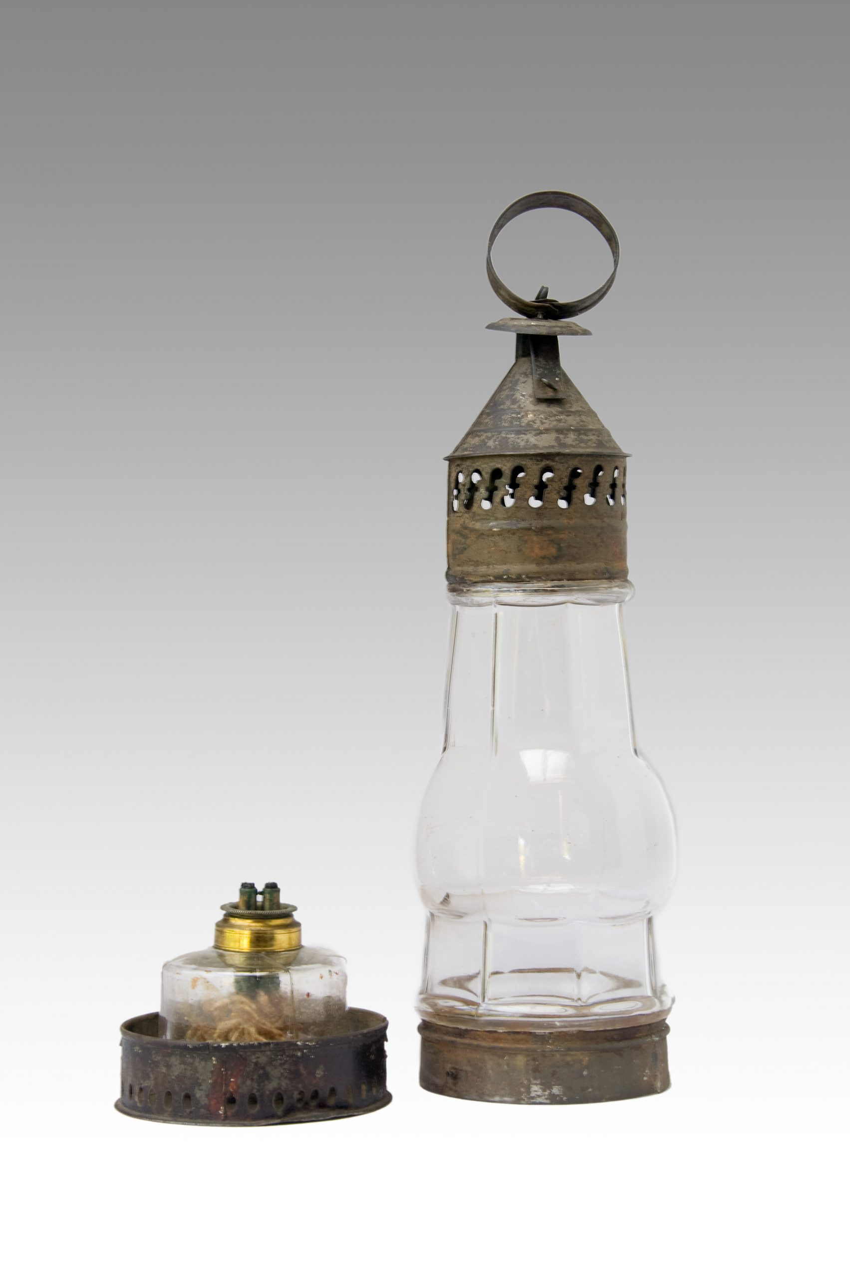 Image of A Whale-Oil Lantern