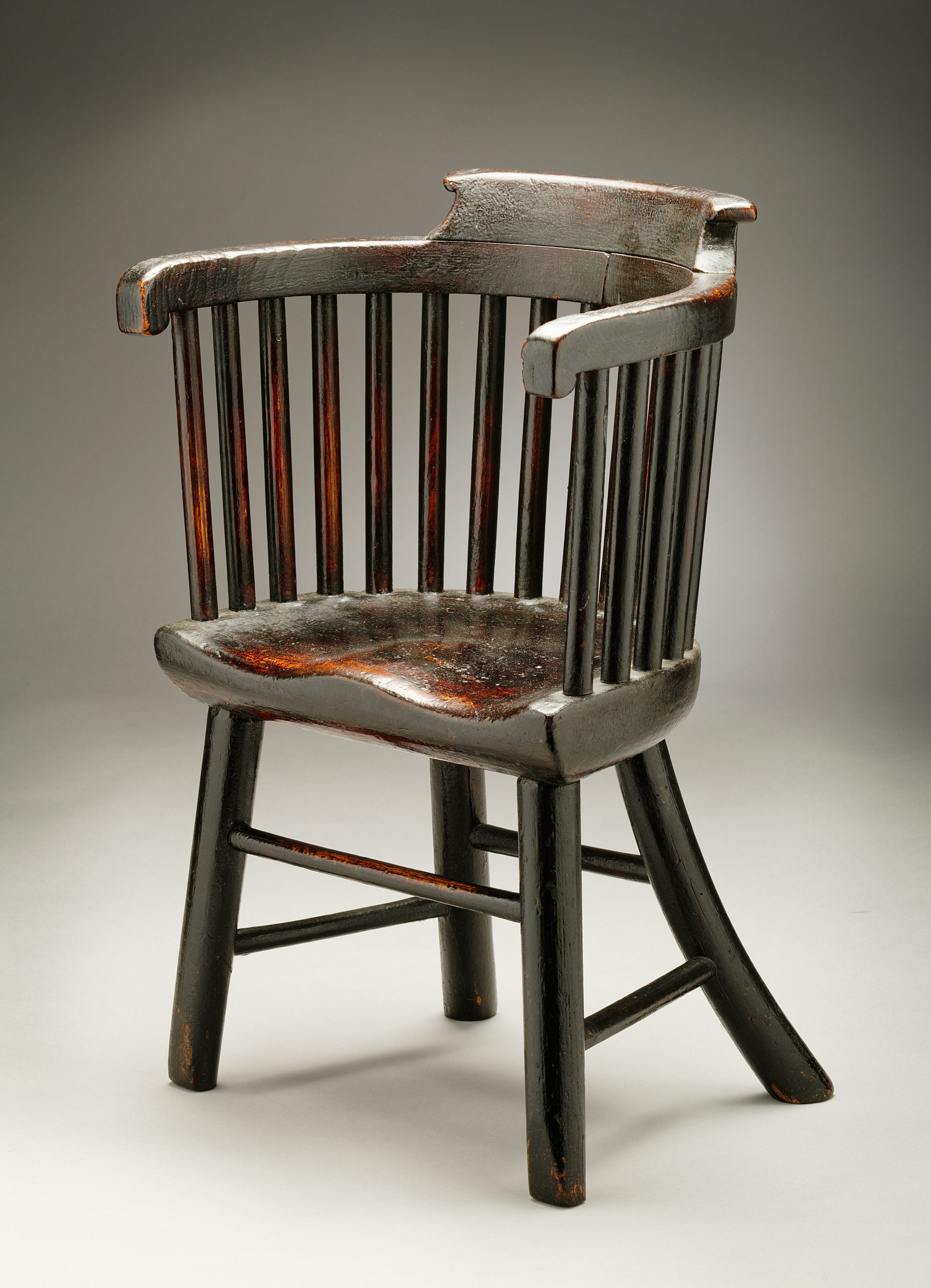 Image of A Painted Child's Chair