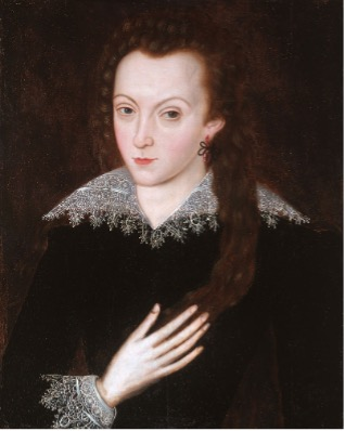 Henry Wriothesley as a teenager