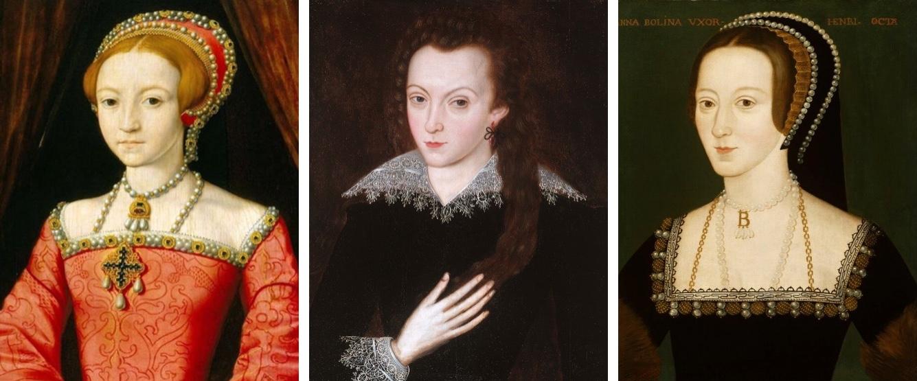 Sonnet 111 - Princess Elizabeth, Henry Wriothesley and Anne Boleyn