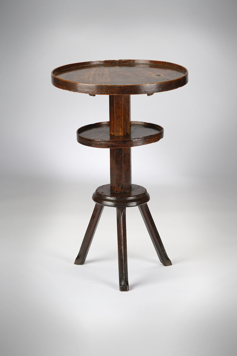 Image of A Rare 18th Century Lace Makers Table